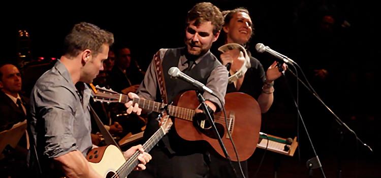 Tony Memmel & band (Foto: Embaixada dos EUA Brasília)