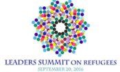 Leaders Summit on Refugees Logo