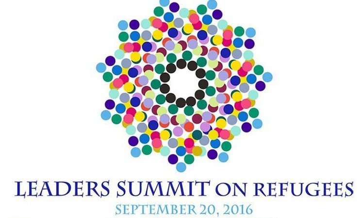 Leaders Summit on Refugees Logo