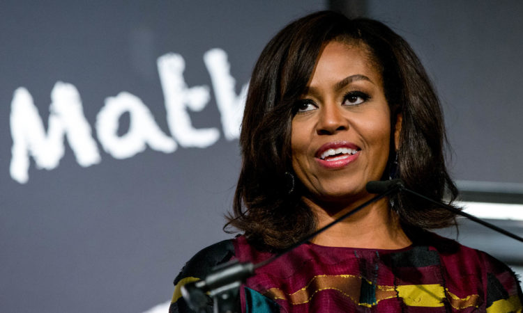 First lady Michelle Obama is in Africa to promote the Obamas' Let Girls Learn campaign. (© AP Images)