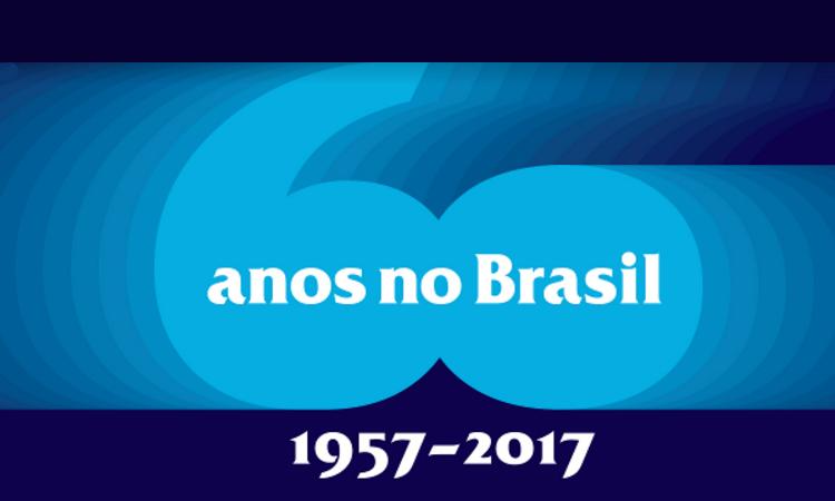 Comissão Fulbright celebra 60 anos de Brasil