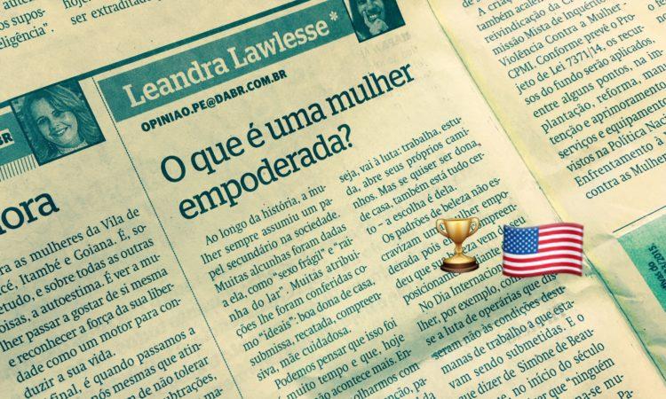 Consulado divulga resultado do concurso de redação para celebrar o Dia Internacional da Mulher