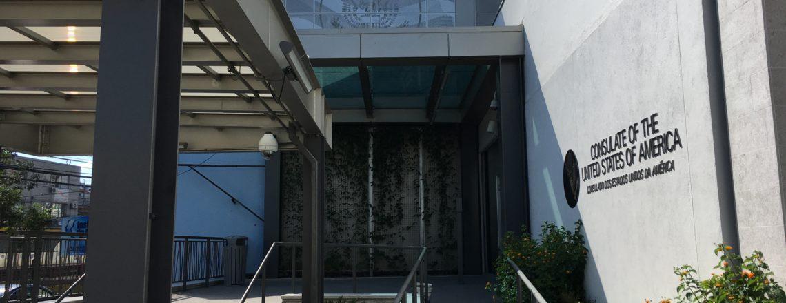 Consulado dos EUA em Porto Alegre abre as portas em junho