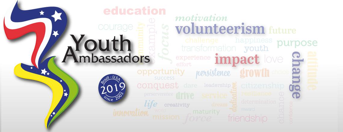 Registration for the 2019 Youth Ambassadors Program goes until August 12.