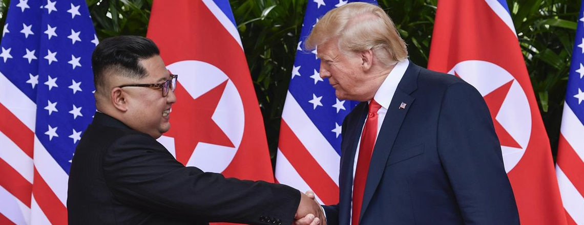 Joint Statement of President Donald Trump and Chairman Kim Jong Un at the Singapore Summit